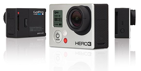 GoPro HERO3 – камера для экстремалов и не только…