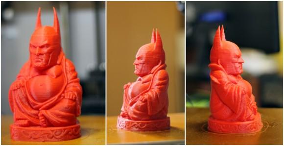 Будда-Бэтмен